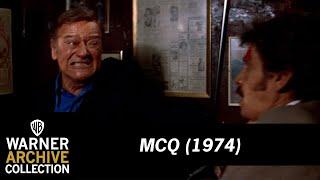 McQ (1974) – John Wayne Kicking Ass