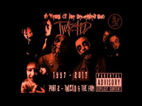 Twiztid- Bury 'Em All (feat. Tech N9ne, Big Krizz Kaliko and Potluck)