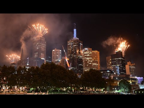 Melbourne's Australia Day Fireworks Cancelled