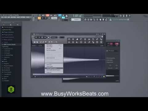 FL Studio 12 Beginner's Trap Beat Tutorial | Part 1 Drums