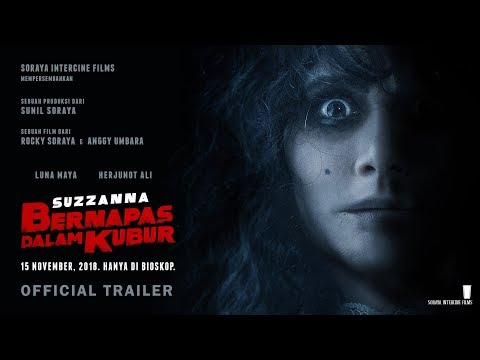 Official Trailer SUZZANNA (2018) - Luna Maya, Herjunot Ali