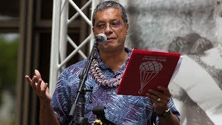 Jonathan Osorio Speaks At Onipaa Event