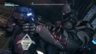 Batman Arkham Knight Part 16 (Batman Beyond Skin)