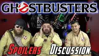 Ghostbusters (2016) Spoilers Discussion!