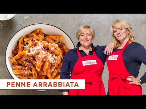 How to Make the Best Penne Arrabbiata