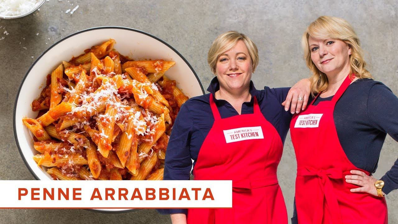 How To Make The Best Penne Arrabbiata