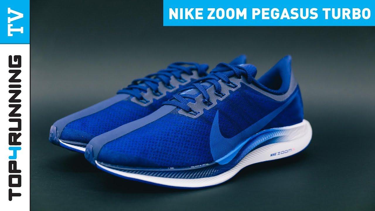 744c2313747 🔵 Nike Zoom Pegasus Turbo UNBOXING TOP4RUNNING TV - YouTube