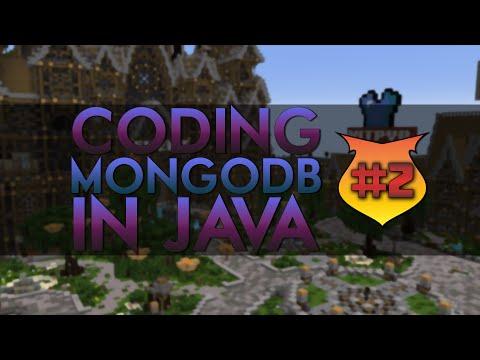 Coding MongoDB In Java | MongoDB Class | #2