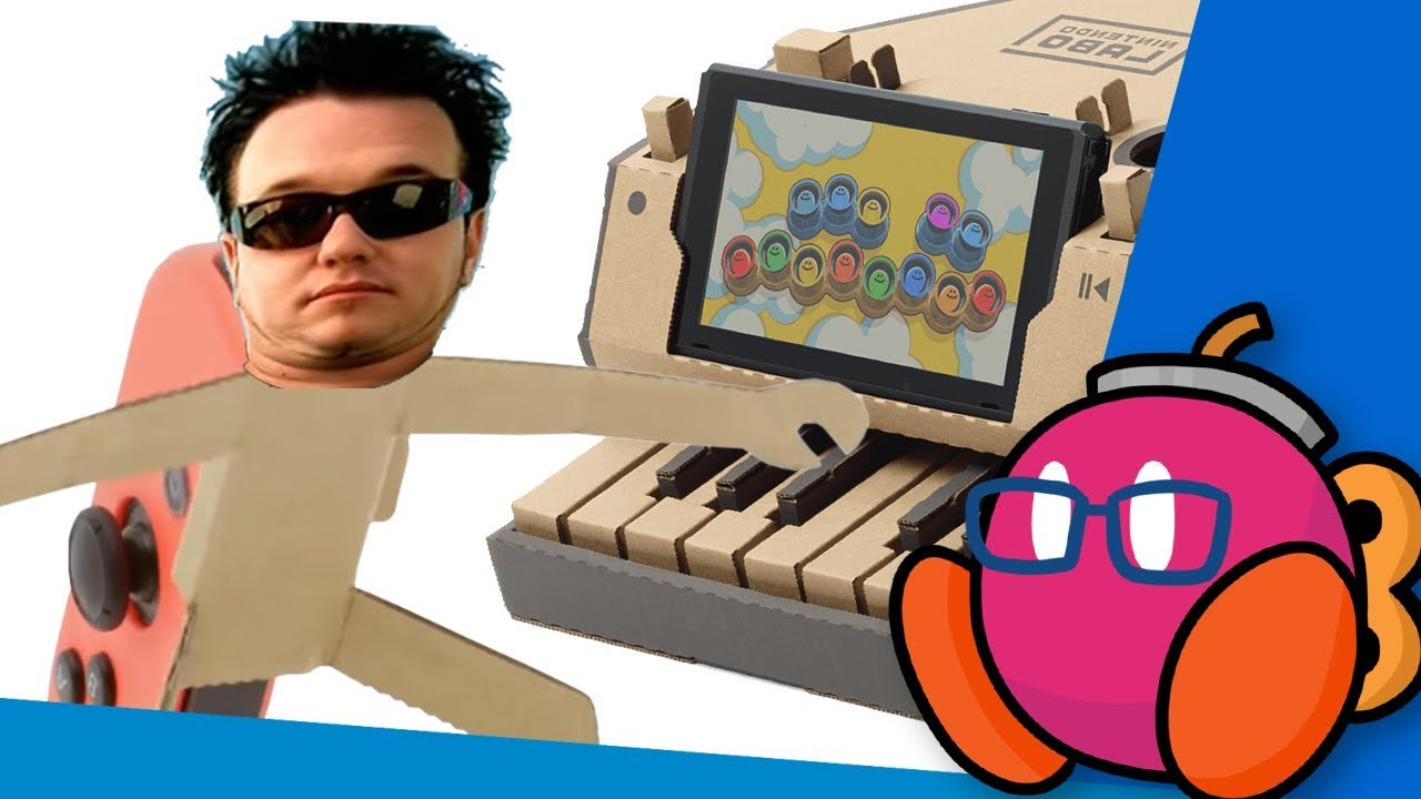 Eight Crazy Custom Nintendo Labo Creations | Digital Trends