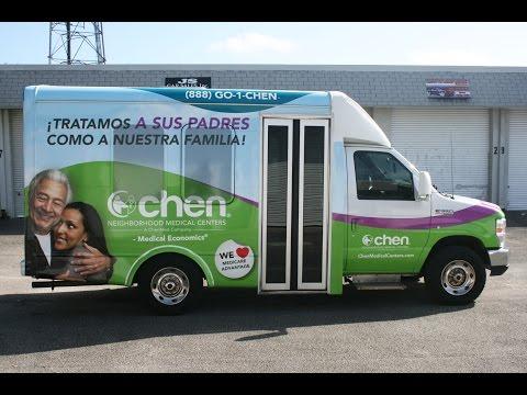3M Certified Installation Shuttle Bus Vinyl Vehicle Wrap Broward County Florida