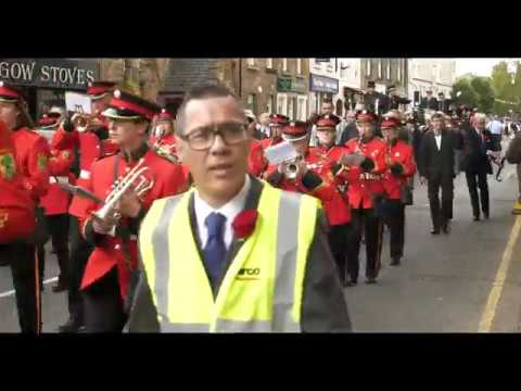 Linlithgow Marches 2018 Highlights video