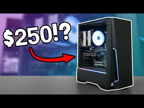 Cheapest gaming pc build canada