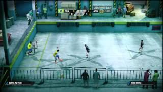 Fifa Street - Panna Rules Brazil vs Argentina HD Gameplay Playstation 3 PS3