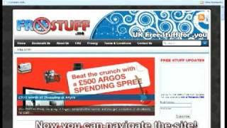 How to get free stuff, freebies & free samples online