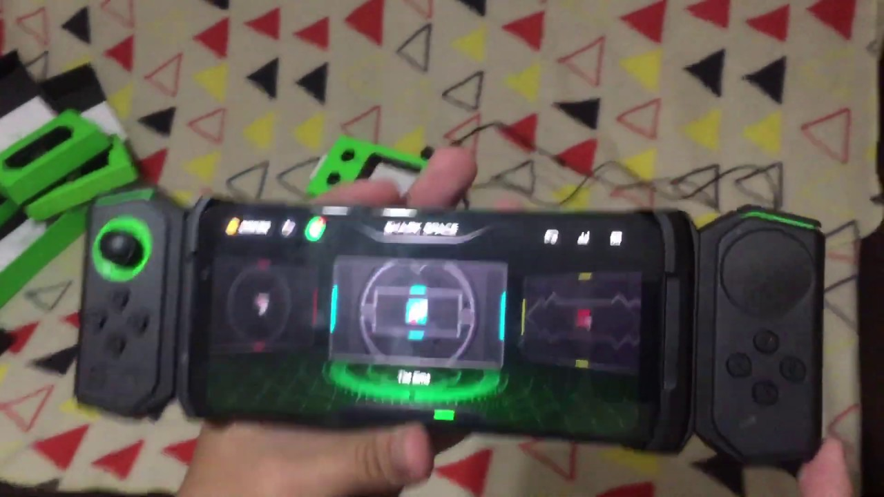 BEST GAMING PHONE! BLACK SHARK 2 PRO ACCESSORIES