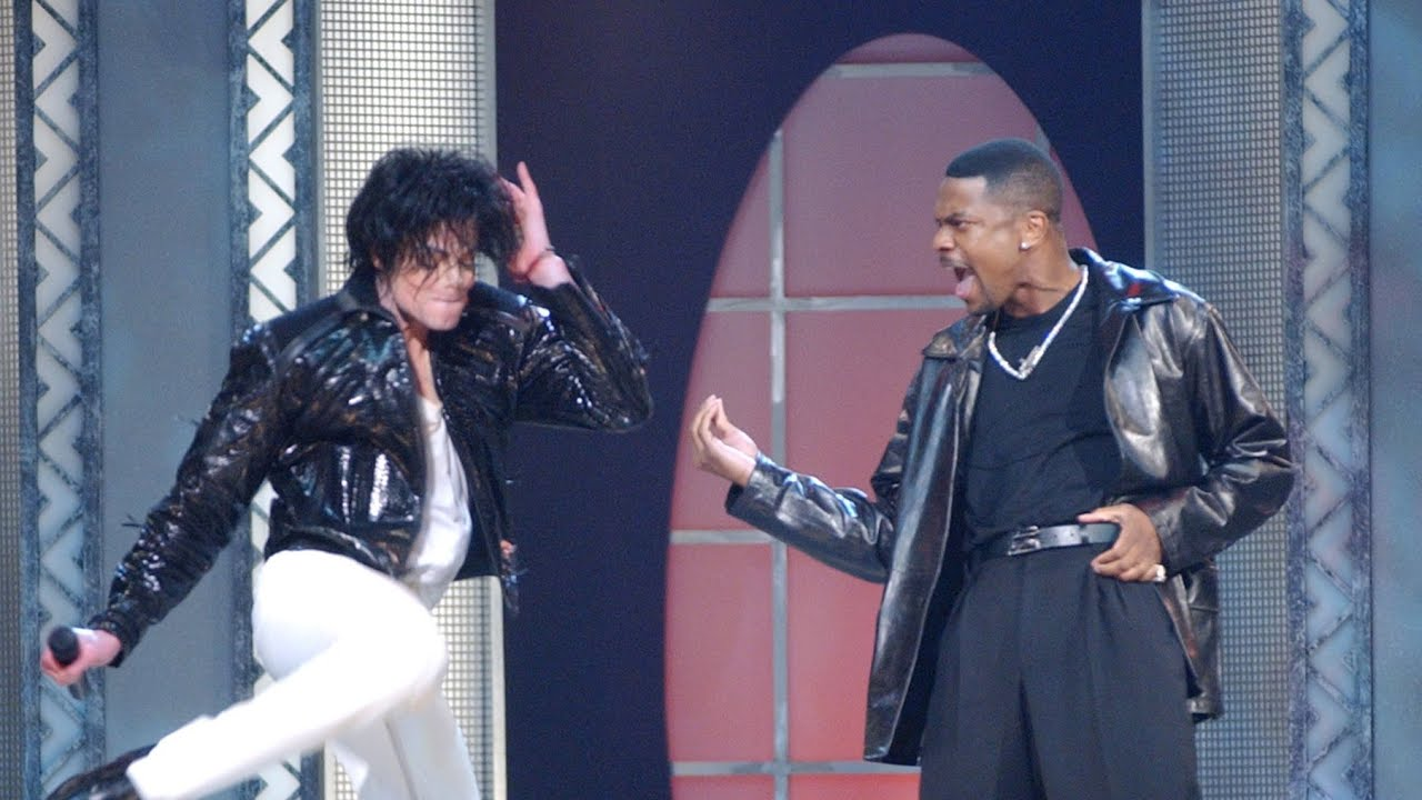 Michael Jackson & Chris Tucker - Just Good Friends