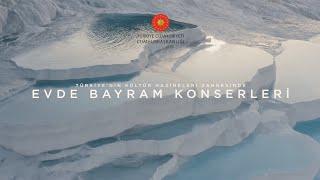 Evde Bayram Konserleri / Murat Karahan Ve Antalya Devlet Opera Balesi Orkestrası Tsm Konseri