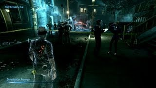 Murdered Soul Suspect Gameplay Demo Walkthrough
