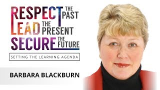 Barbara Blackburn on the ACEL 2017 National Educational Leadership Conference