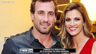 Marshall Henderson Calls Out Erin Andrews; Did Andrews Call Out Boyfriend?