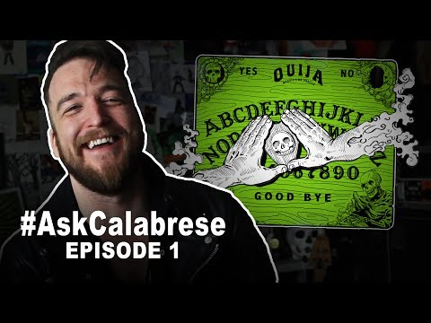 Talking: Cult of Horrors, New Calabrese Album & Drums | #AskCalabrese Ep.1