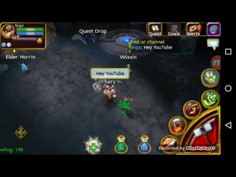 Arcane Legends Free Account Giveaway