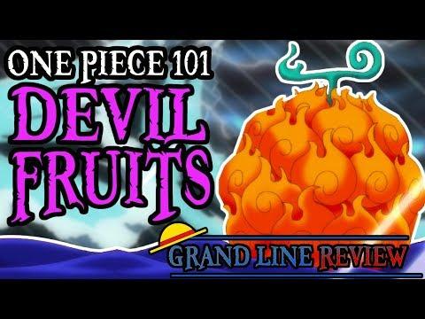 Devil Fruits Explained (One Piece 101)
