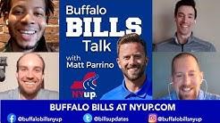 Bills Talk Live w/ Matt Parrino - Ep. 3: Joe Buscaglia, Marcel Louis-Jacques, Jon Scott, Jon Ledyard