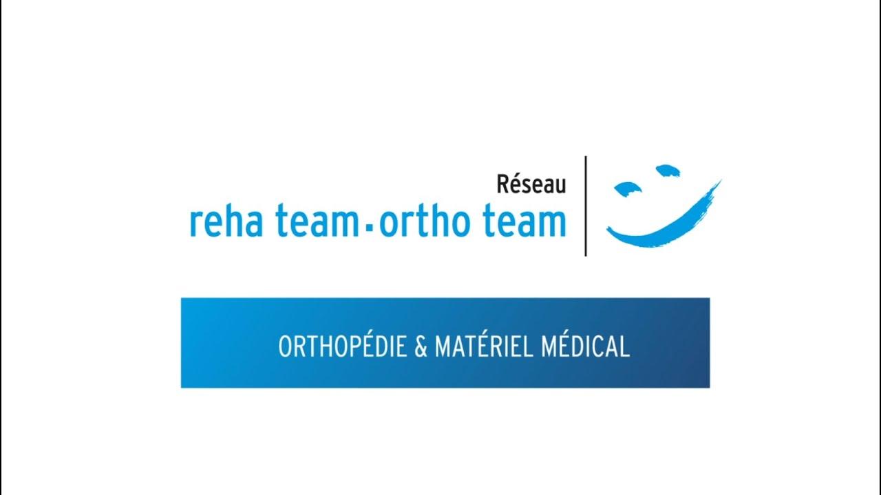 Le réseau Reha Team Ortho Team fait peau neuve !