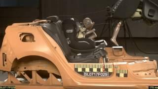 ANWB waarschuwt voor slechte autostoeltjes 2017