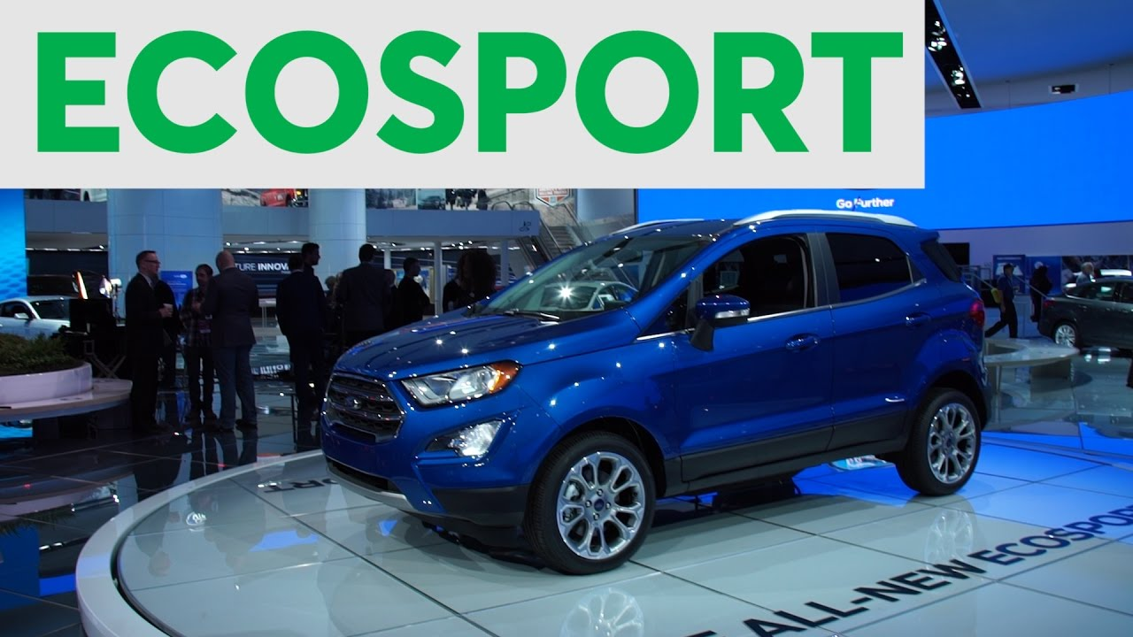 2018 Ford Ecosport Preview Consumer Reports