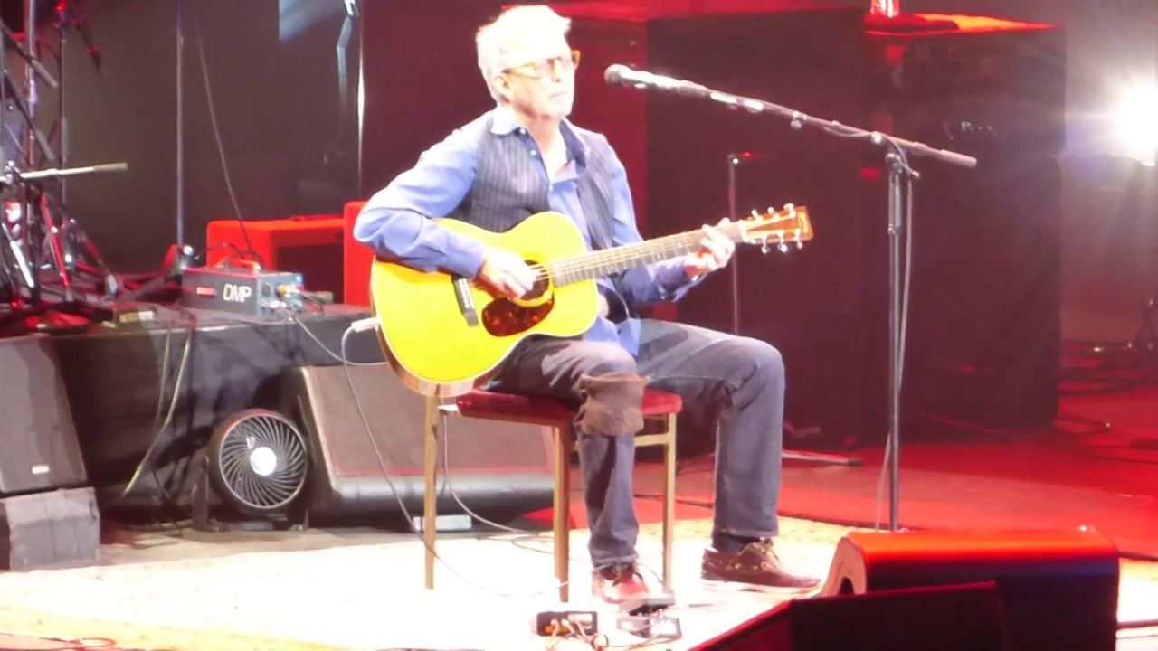Eric Clapton Tears In Heaven Madison Square Garden Ny 2017 Youtube