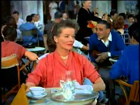 Katharine Hepburn (Summertime, 1955): a lost opportunity...