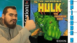 The Incredible Hulk - The Pantheon Saga Review #CollectWatchEmulate
