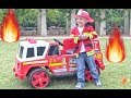 New Sky Kids Classics - Kids Ride On Fire Engines and Fire Engine Song