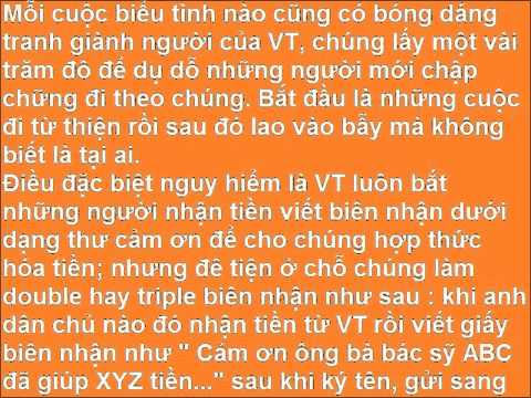 Vietnam Reform Party cheating USA government working for Communist Party of Vietnam