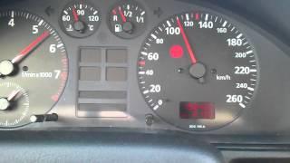 Audi A4 B5 1.8 20V 125KM ADR 0-100km/h na LPG