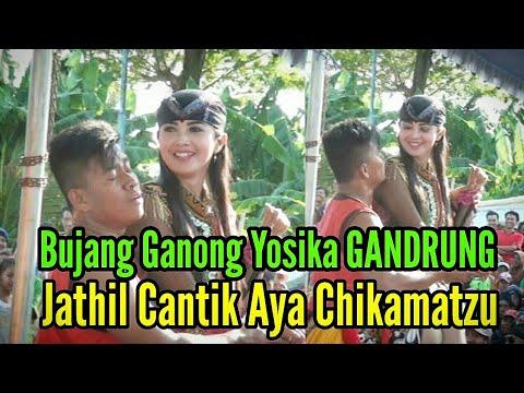 Bujang Ganong Yosika Gandrung Sama Jathil Cantik Aya Chikamatzu Karangan, Balong, REOG PONOROGO ASLI