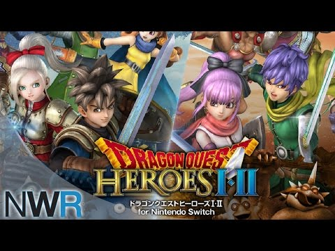 18 Minutes of Dragon Quest Heroes I+II on Nintendo Switch