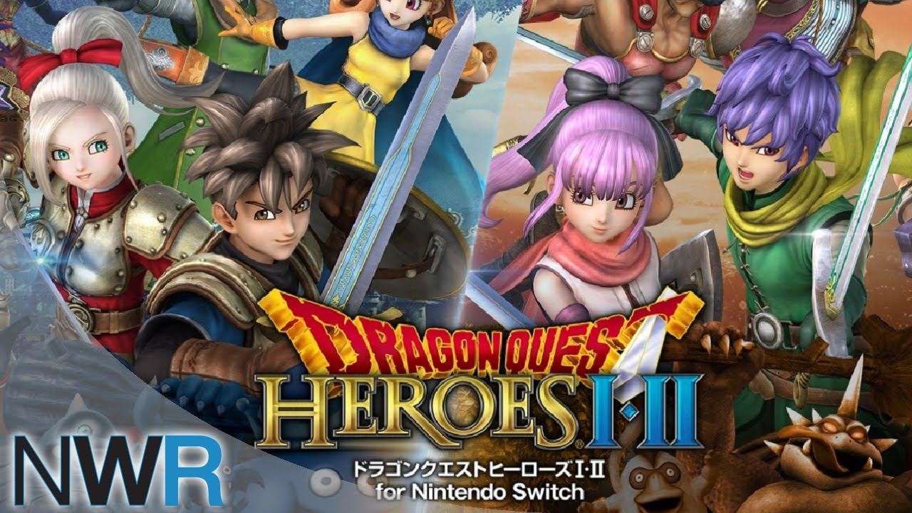 Dragon Quest Heroes 1 & 2 for Nintendo Switch - Download Game
