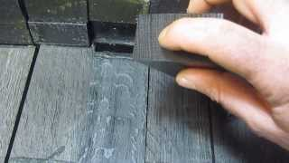 5460 Year Old Carbon Dated Bog Oak - Www.burlsource.us