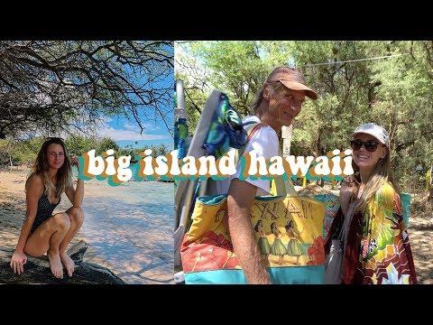 Big Island Hawai`i In 4 Days