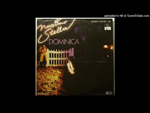 Massimo Stella - C'è Una Donna Sola (Germany, 1979)