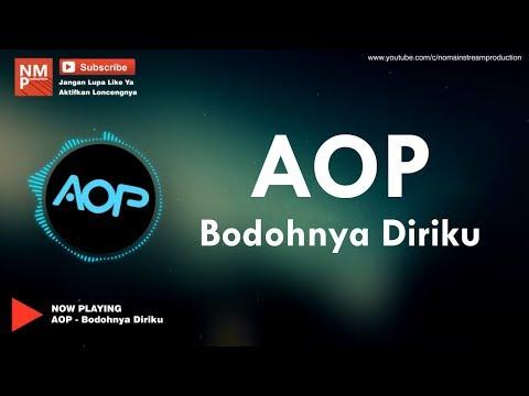 Aop - Bodohnya Diriku (Lirik by NMP)