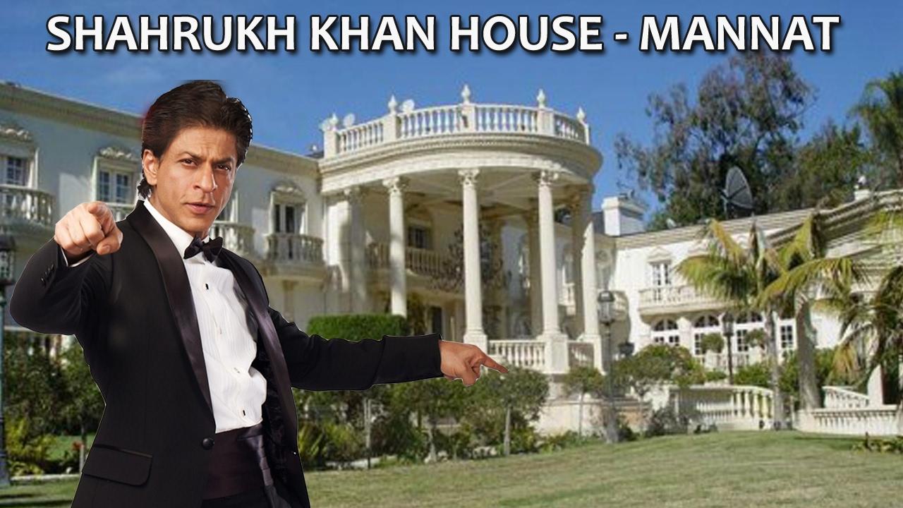 Khan sharukh house photo