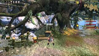 Monster Hunter Online China CBT - Farm and Material Collection
