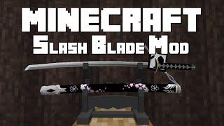 Slash Blade Mod [Mod Review] [EN] [1.7.10]