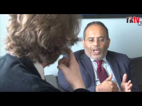 Interview with Carlos Lopes - Executive Secretary, United Nations Economic Commission for Africa.