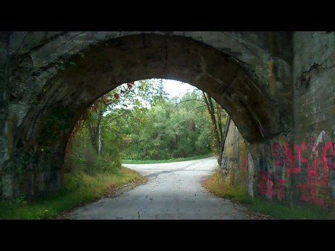 Abandoned U.S. Highway US 22 & US 119 New Alexandria Pennsylvania