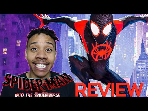 Spider-Man: Into the Spider-Verse Review | Geekly Goods